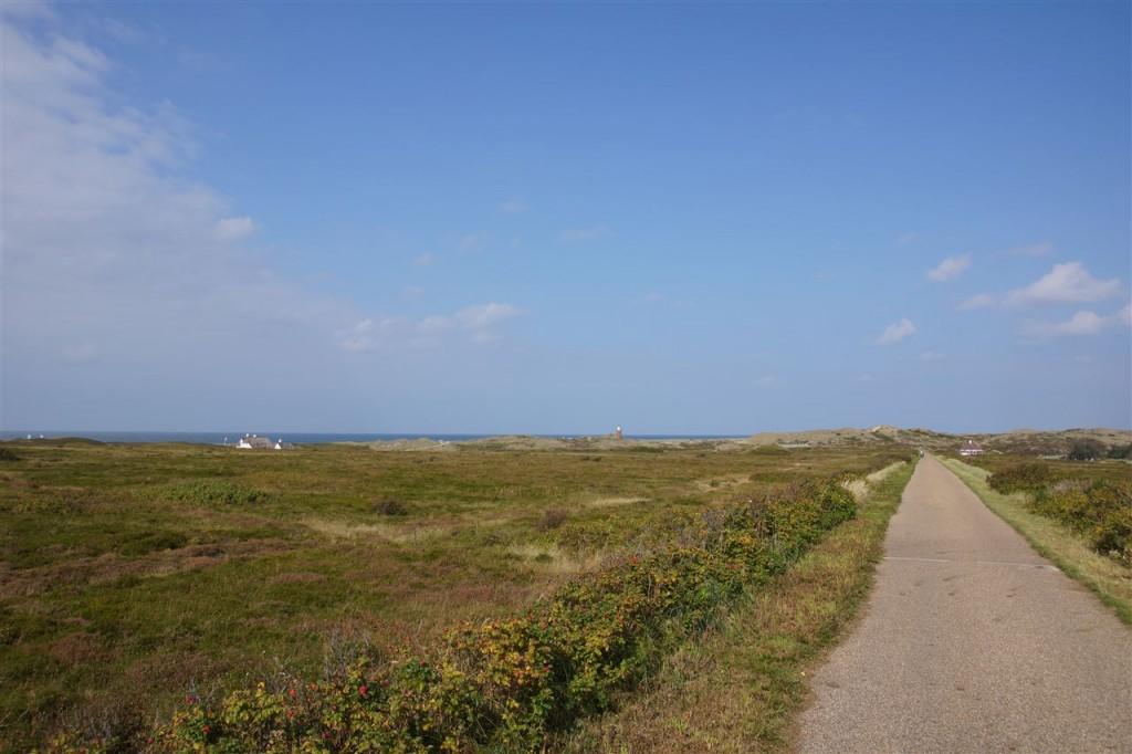 Dünen-Radweg nach List