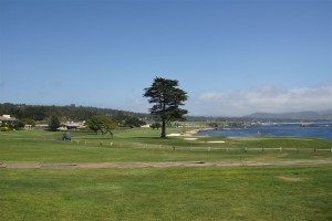Golfplatz Pebble Beach