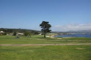 Golfplatz Pebble Beach