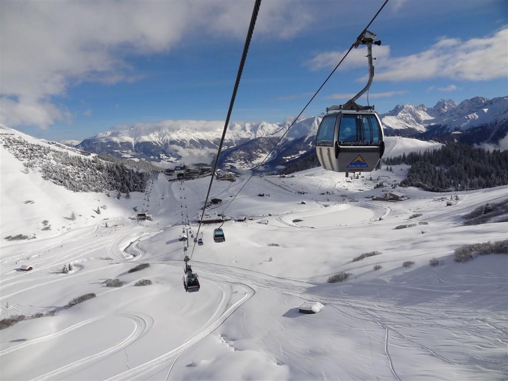 Serfaus Skigebiet