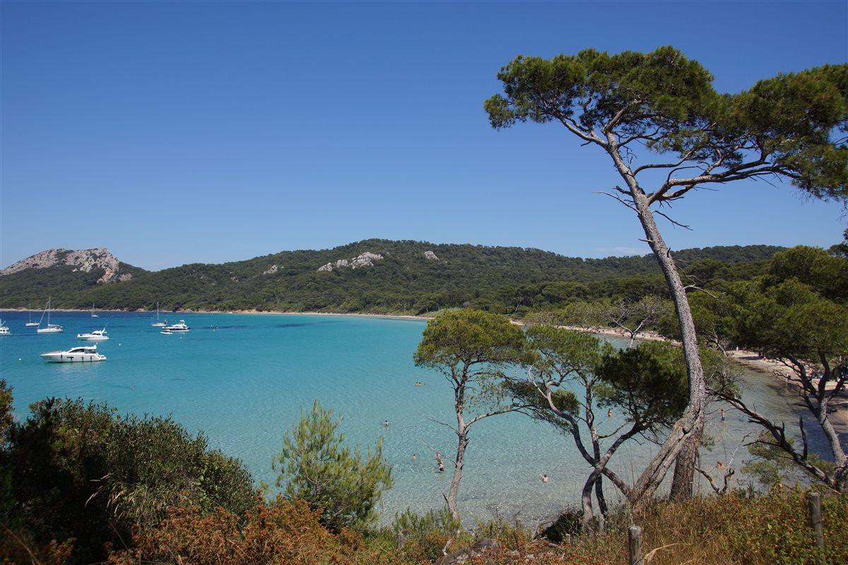 Bucht von Porquerolles